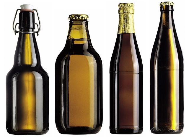 lahvové pivo